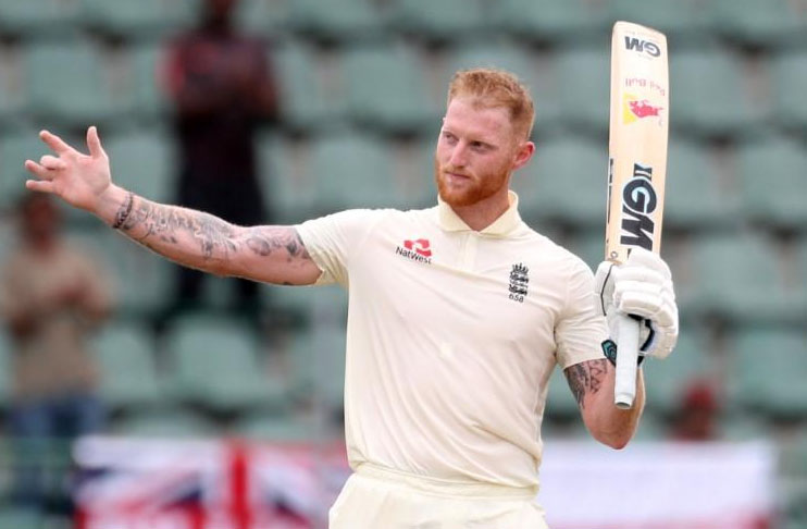 Ben Stokes named Wisden's leading cricketer in the world for second straight year