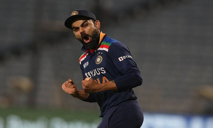 Virat Kohli named ODI player of the 2010s by Wisden Almanack
