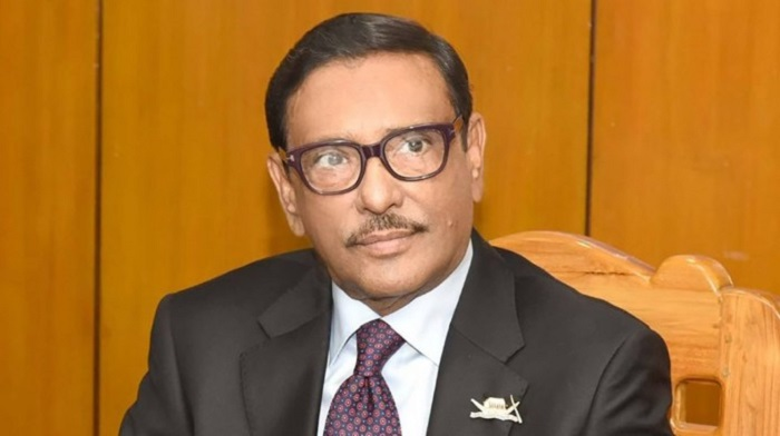BNP makes people, police opponents to hide failures: Quader
