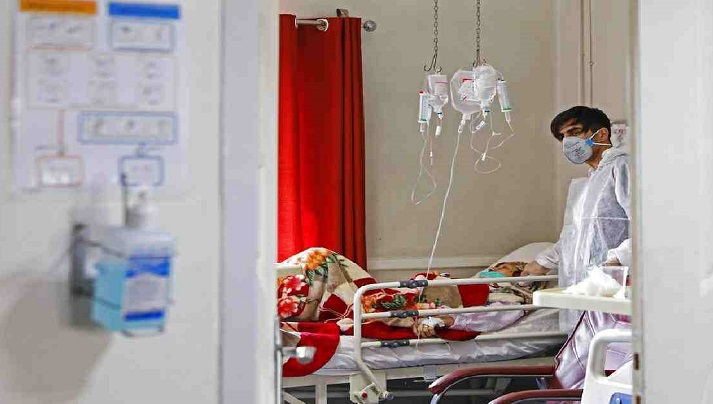 Daily corona deaths pass 100 mark