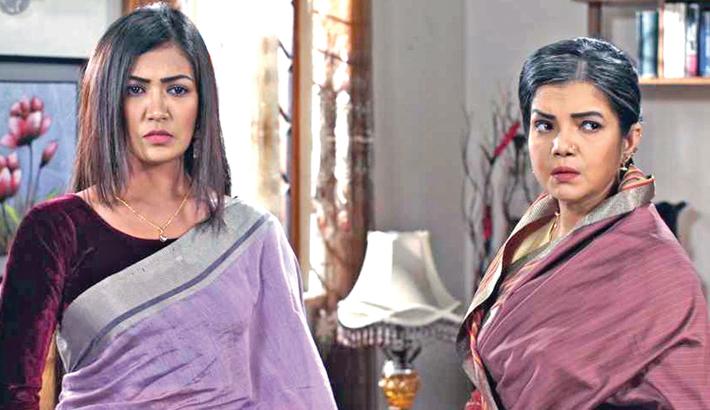 Maan Obhiman, a drama serial