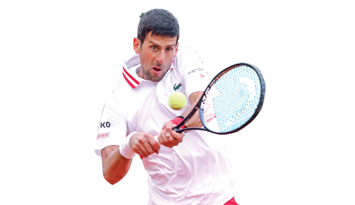 Djokovic knocked out of Monte Carlo Masters