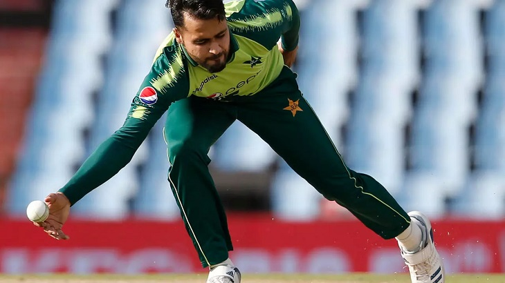 Pakistan's Faheem sparks South Africa collapse in final T20