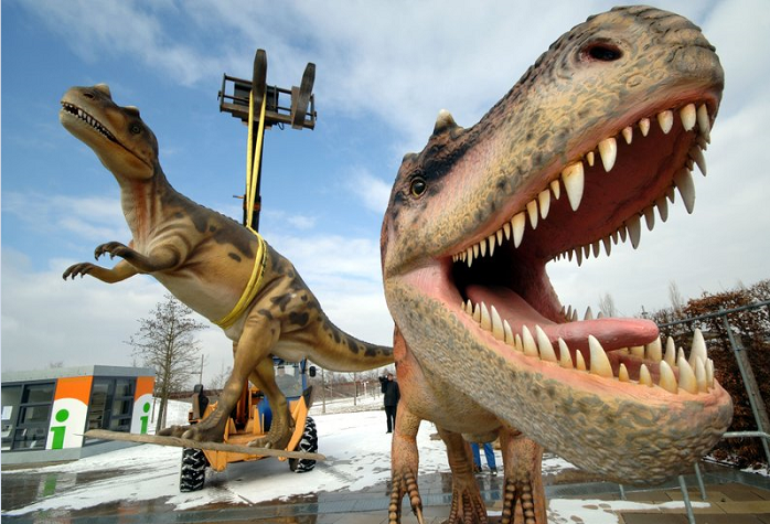 2.5 billion T. rex roamed Earth, but not all at once