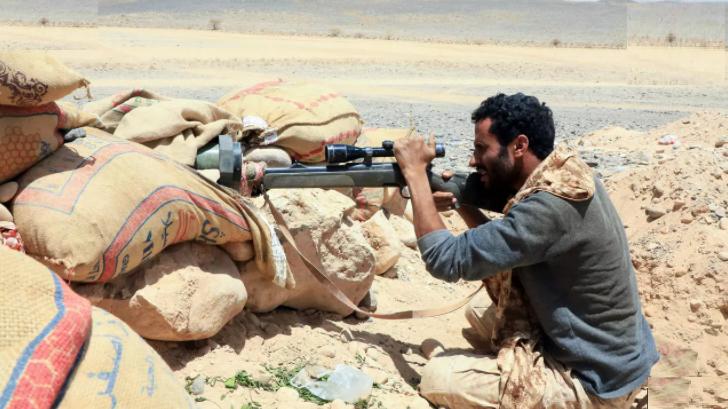 Heavy fighting near Yemen's Marib leaves 96 dead