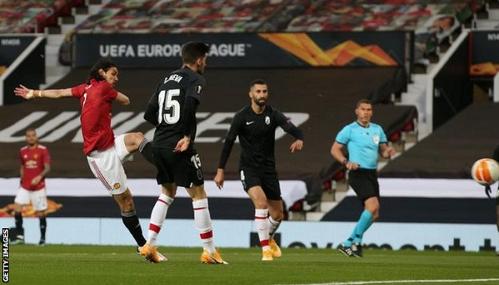 Man Utd to face Roma in Europa League final four after beating Granada