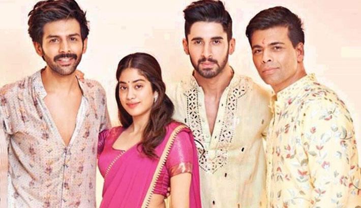 Kartik Aaryan walks out of 'Dostana 2'