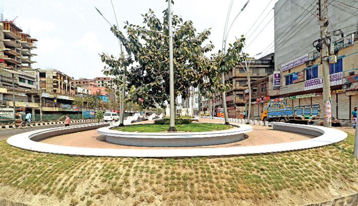 Malitola Park a breathing space for people of Old Dhaka