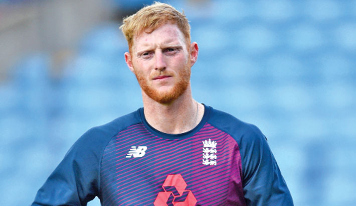 Stokes out for up to 12 weeks