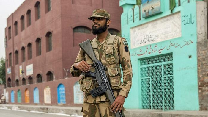 Prison sentence, hefty fines for criticizing Pakistan army