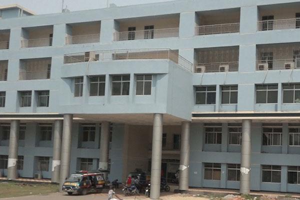 Patients increasing in corona ward of SBMCH