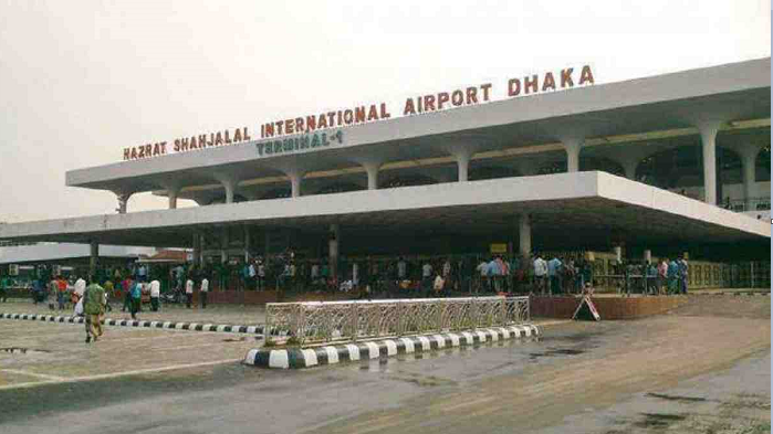 Over 200 protest flight cancellation at Dhaka airport