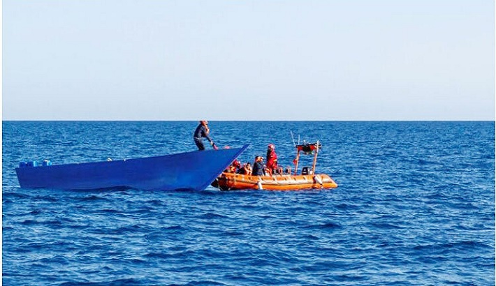 At least 41 people die after boat sinks off Tunisia