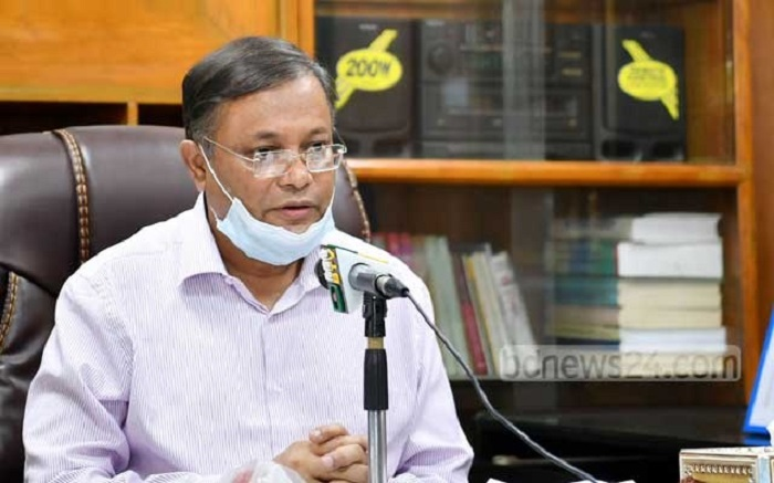 BNP wants to deny history: Hasan