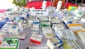 Date-expired corona testing kits seized