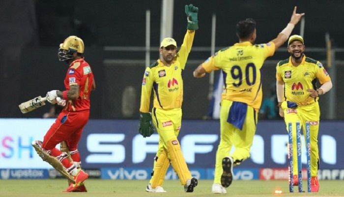 Dhoni marks 200th CSK game with win