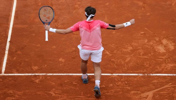 'Disaster' as Nadal's bid for 12th Monte Carlo title ended by Rublev