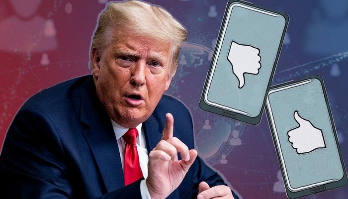 Facebook board delays decision about Trump's possible return