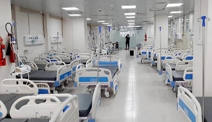1,000-bed COVID-19 dedicated hospital inaugurated