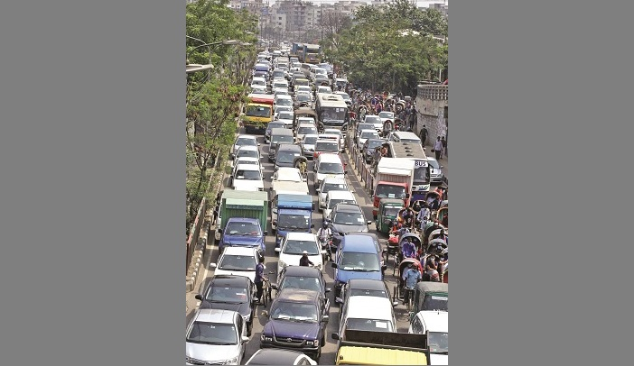 Movement of people, vehicles on the rise