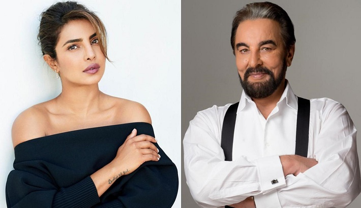 Priyanka Chopra to launch Kabir Bedi's autobiography