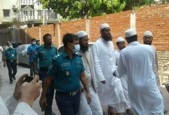 Police to produce Mamunul Haque before court tomorrow, seek his remand