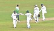 Batsmen rule over bowlers