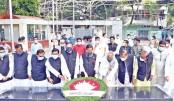 AL pays tribute to Bangabandhu on Mujibnagar Day