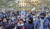 Hundreds protest killing of boy by Chicago police