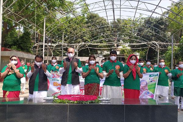 49th founding anniversary of Bangladesh Krishak League today