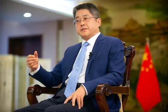 AP Interview: Beijing says US 'too negative' toward China