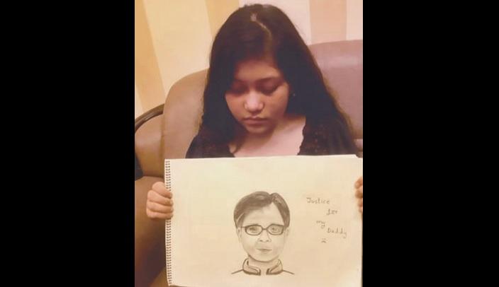 Grief-stricken daughter seeks justice from PM