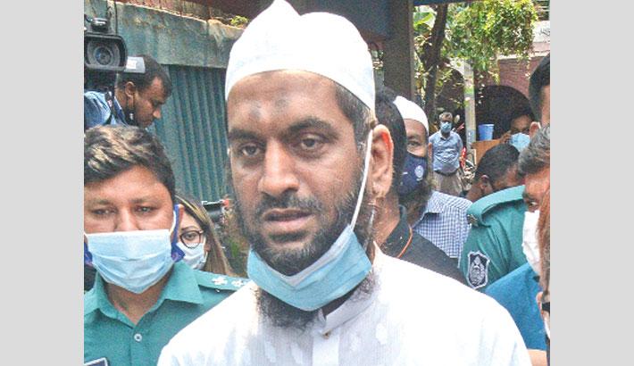 Hefazat leader Mamunul arrested