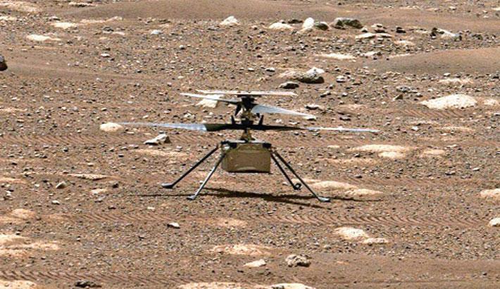 NASA delays Ingenuity Mars