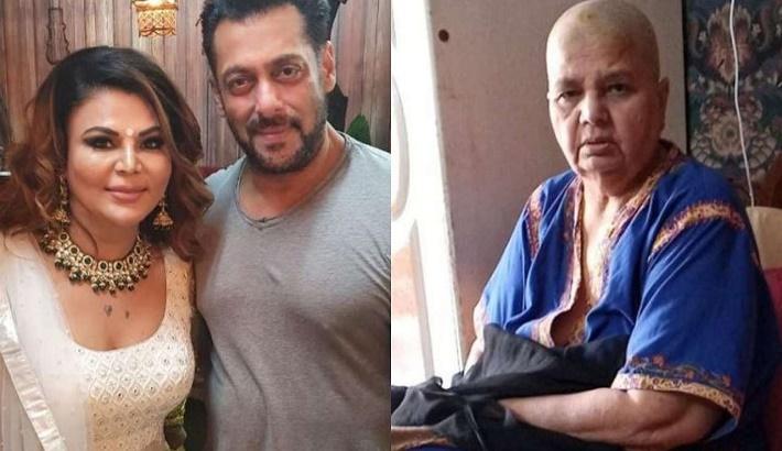 Rakhi Sawant's mother thanks Salman Khan for sponsoring cancer surgery
