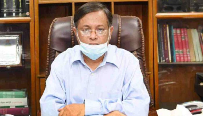 Mamunul Haque's activities are threat to state, religion: Hasan
