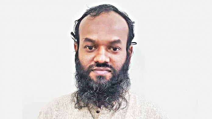 JMB acting ameer sent to jail