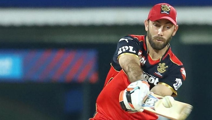 Rejuvenated Maxwell leads Bangalore's IPL title charge