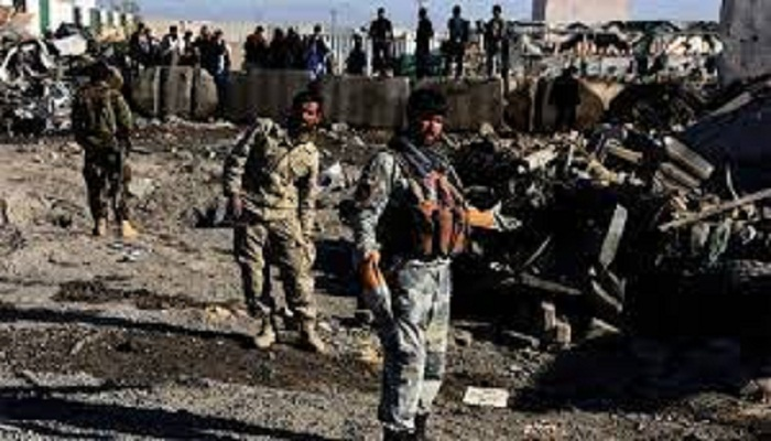 8 killed in clash in northern Afghanistan's Baghlan province