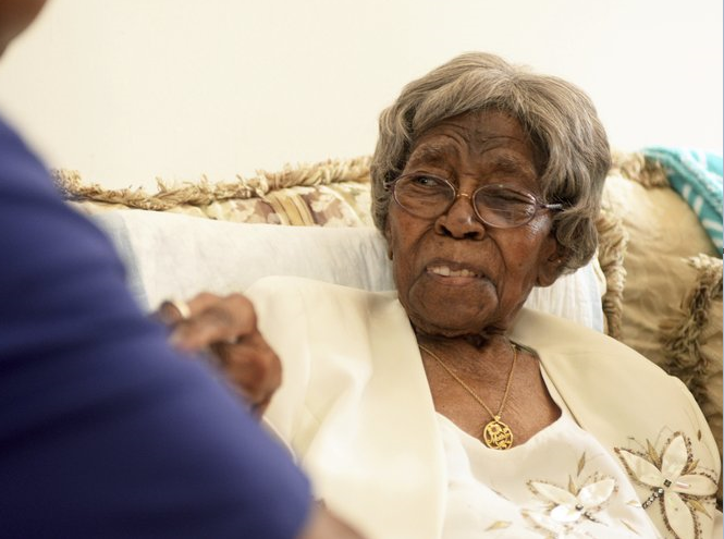 Hester Ford, oldest living American, dies at 115