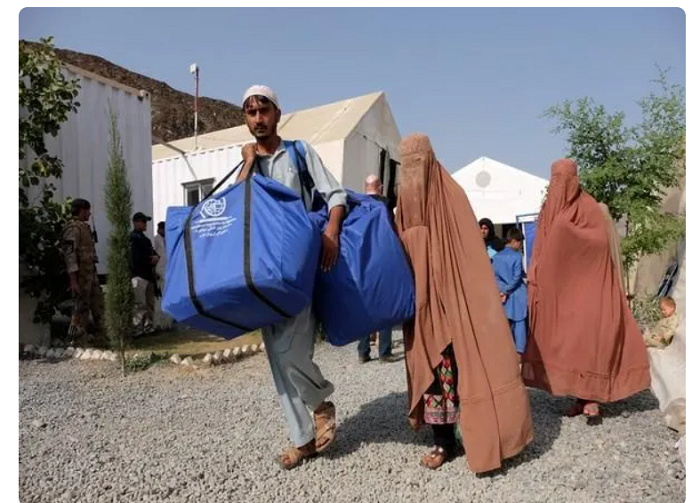 Pakistan launches nationwide drive to verify 1.4 million Afghan refugees