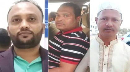 Road accident kills 3 Bangladeshis in Oman