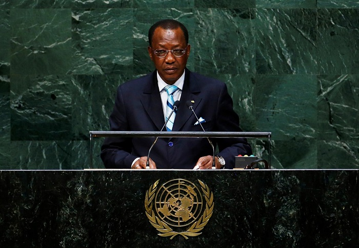 Chad President Idriss Deby dies on frontline, son to take over, army says