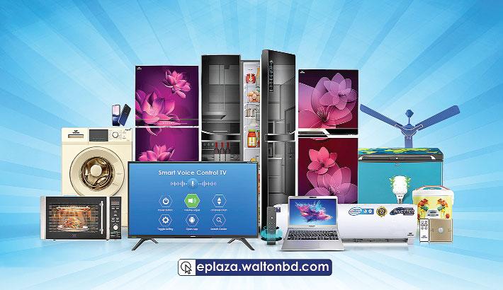 Walton provides home delivery services