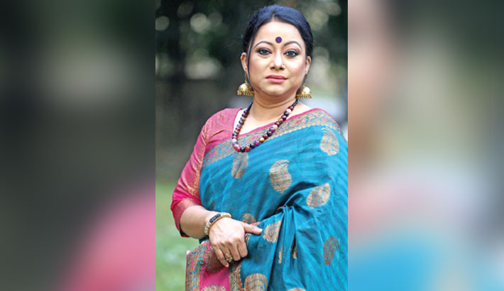 Alam Ara Minu's patriotic song after eight years