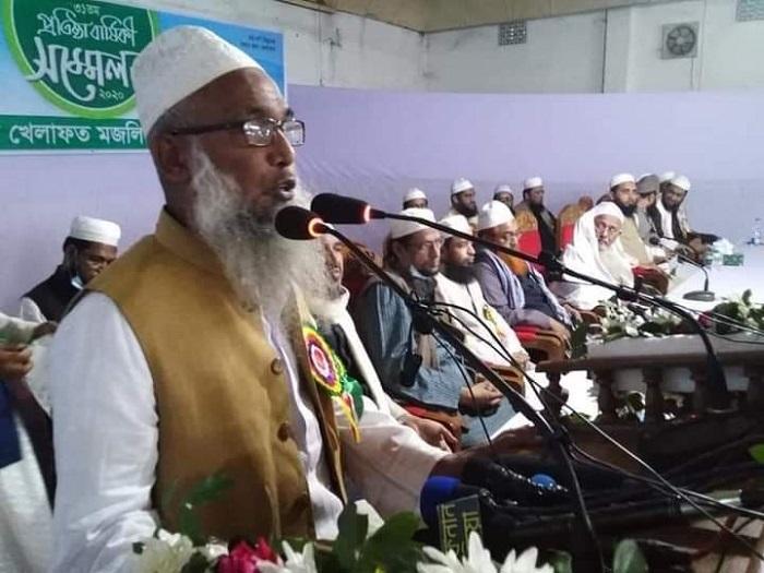 Hefazat leader Maulana Korban Ali Qasemi arrested