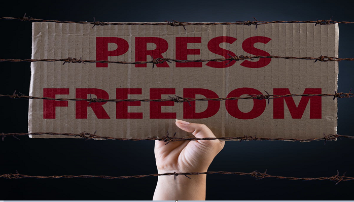 Bangladesh drops one notch in World Press Freedom Index
