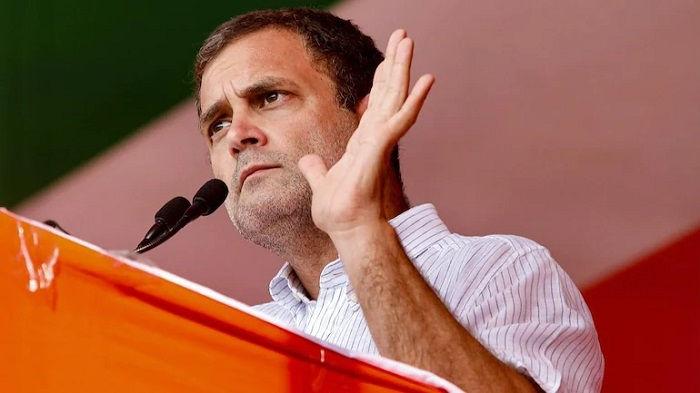 Congress leader  Rahul Gandhi tests positive for Covid-19