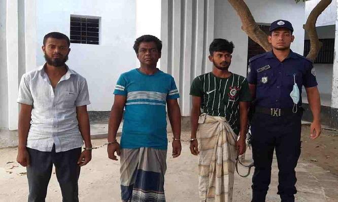 7 more Hefazat men held over B'baria mayhem