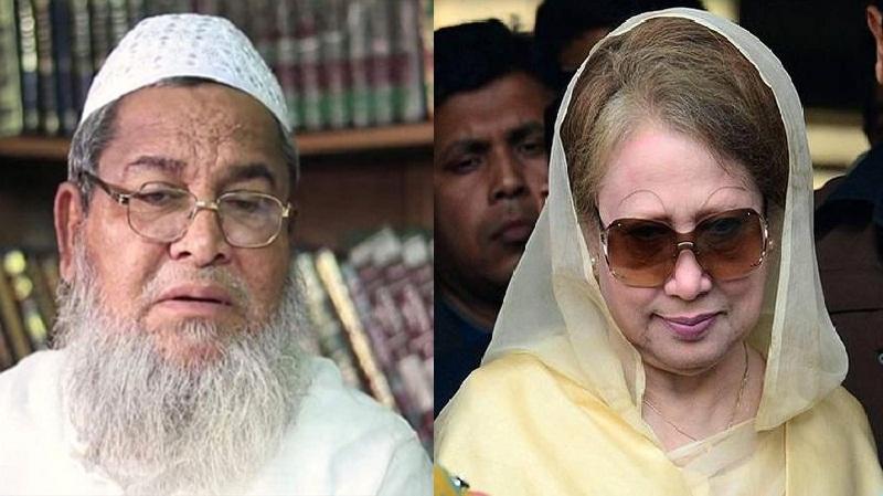 Junaid Babunagari had a secret meeting with Khaleda Zia before Shapla Chattar mayhem